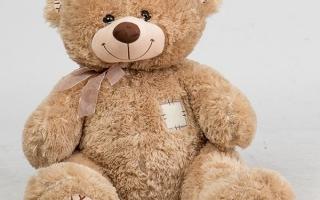 Купить мягкую плюшевую игрушку медведя оптом в Минске | Интернет магазин мягких игрушек
