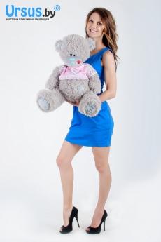 Плюшевый мишка Тедди в футболке
