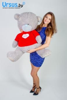 Плюшевый мишка Тедди в кофте