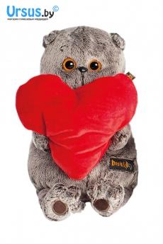 Басик с сердцем