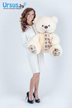 Плюшевый медведь Джонни - купить мишку с доставкой по Беларуси!